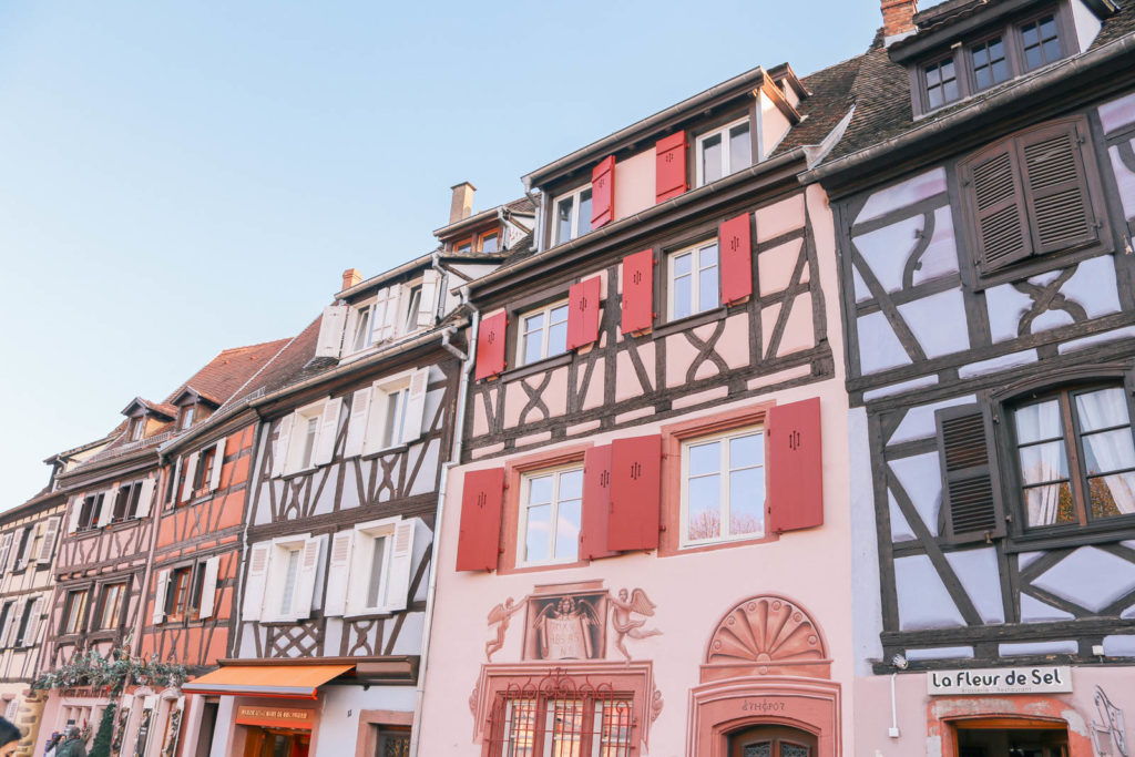 Belle's real life Village from Beauty and the Beast in Colmar, France