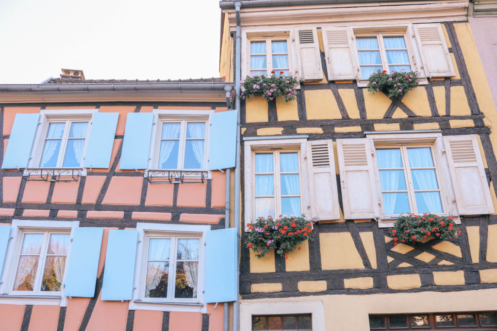 Beauty and the Beast real life hometown in Colmar, France