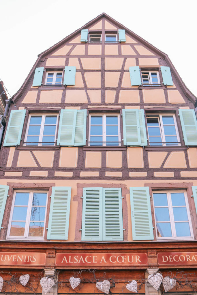 The cutest fairy tale town in Europe: Colmar, France