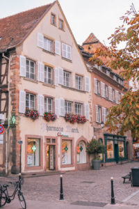 Europe's most charming town: Colmar, France