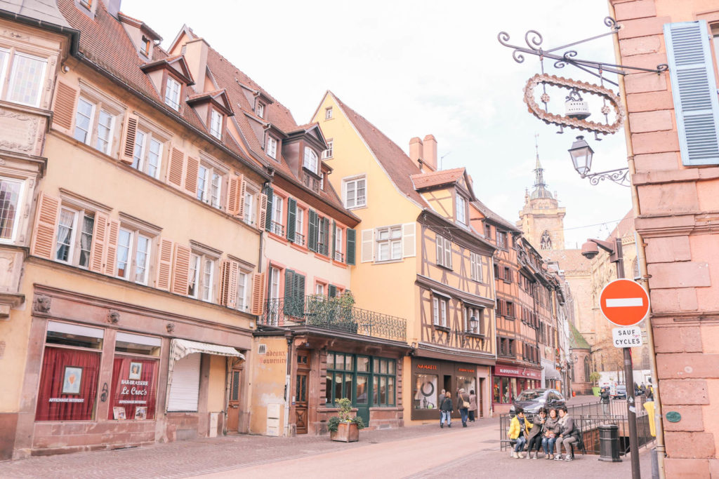 The French town you must visit: Colmar, France