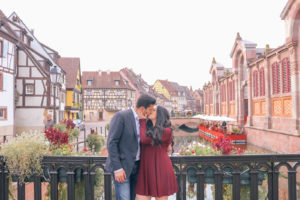 The gorgeous romantic fairy tale vibes of Colmar, France in the Alsace region