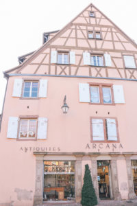 Obsessed with the cute and charming architecture in Colmar, France. A must on your europe itinerary!