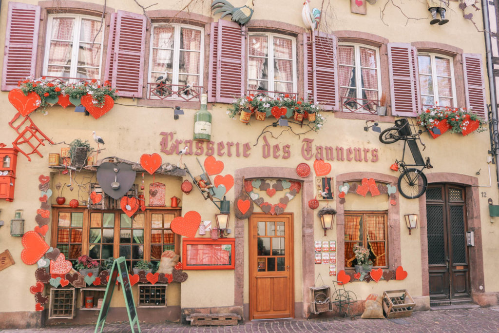 There's no cuter city in France than Colmar
