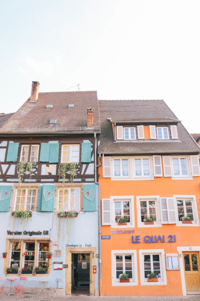 What to do in the charming and beautiful town of Colmar, France. So many pretty little streets and canals. You'll feel like you're in Amsterdam or Venice.