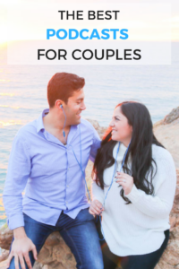 The best podcasts for couples to listen to together. Podcasts on relationships and podcasts that both partners can enjoy