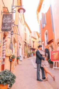 You'll Want to Visit The Sun Soaked Provence Village of Roussillon, France