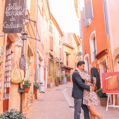 A Beautiful Sun Soaked Provence Village: Roussillon, France