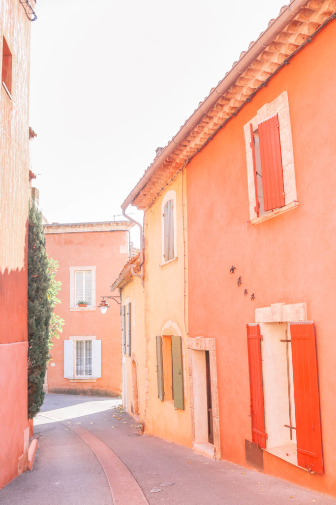 Provence Village Roussillon, France