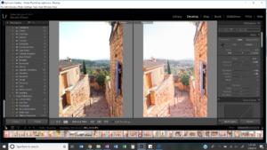 How we edit our blog photos