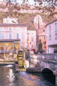 Fontaine De Vaucluse Isle Sur La Sorgue