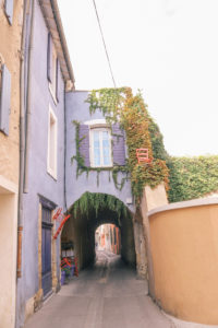 Isle Sur La Sorgue - the cutest antique market town in Provence in the Luberon Valley