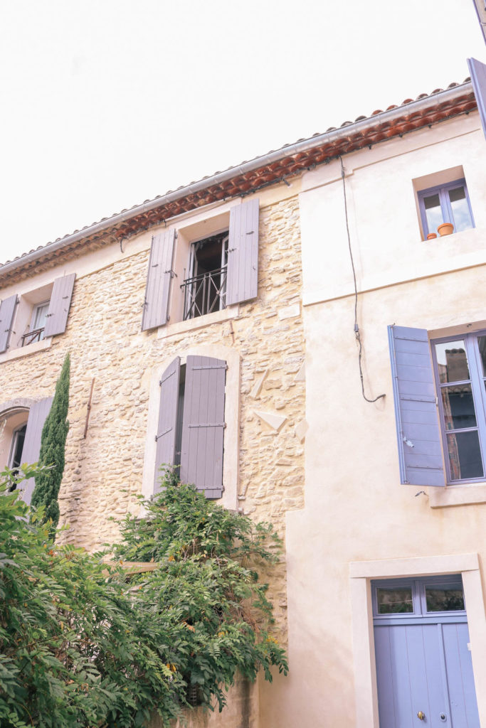 Isle Sur La Sorgue, where to stay in Provence