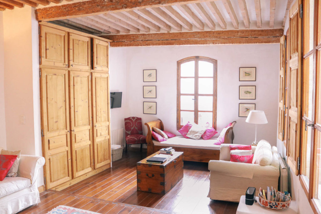 Stay in an apartment in Isle Sur La Sorgue
