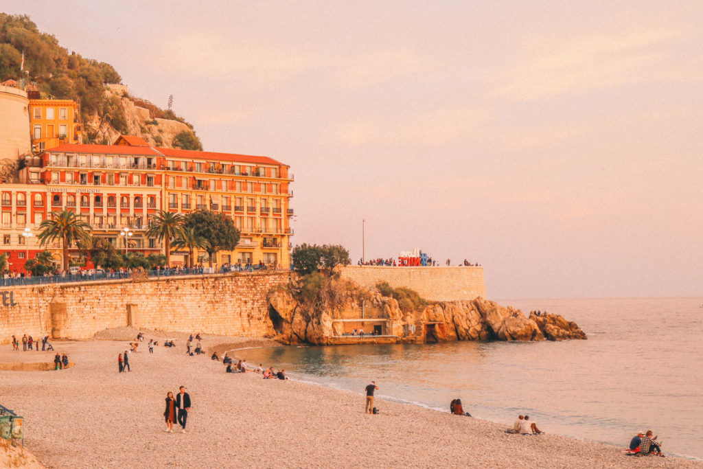 South of France Itinerary - Nice