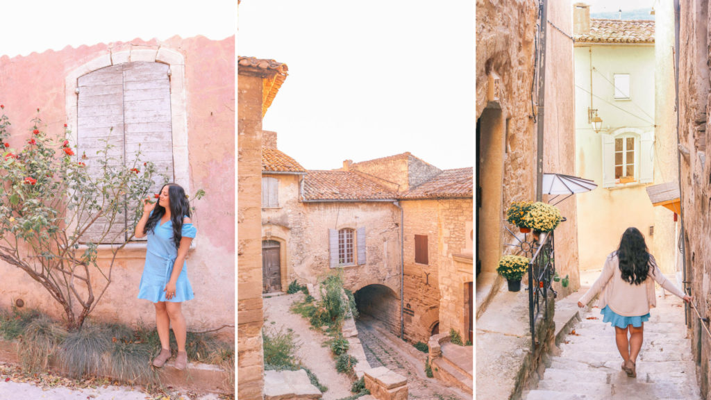 South of France Road Trip Itinerary