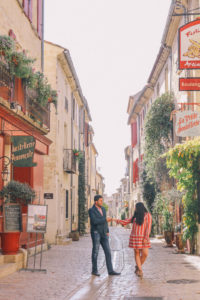 South of France road trip itinerary - Uzes