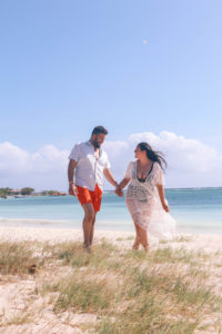 The most romantic and beautiful beaches in Aruba for your Caribbean honeymoon