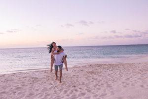 Romantic Aruba Honeymoon
