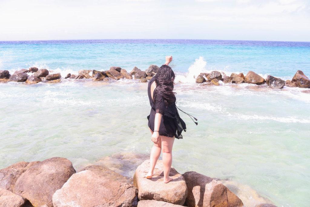 Aruba romantic beaches