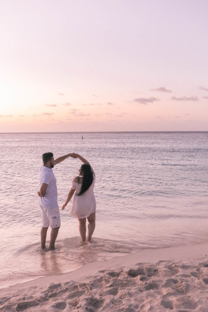 The ultimate romantic guide to Aruba