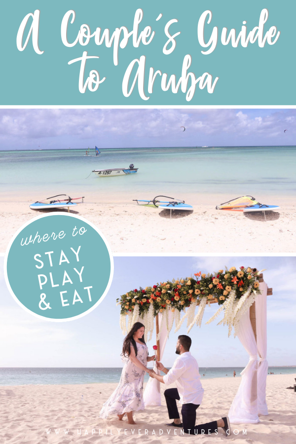 A couple's guide to Aruba: the most romantic and adventurous things to do on your Aruba honeymoon