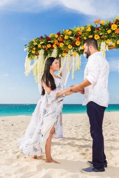 Why We Renewed Our Vows After Just Three Years at Aruba's Vow Renewal