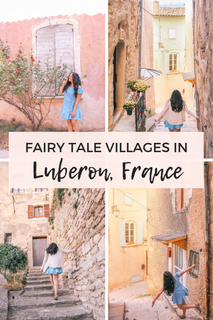 Guide to the fairy tale French villages in Luberon, France. This just may be the prettiest part of Provence