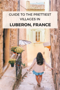 Guide to the prettiest villages in the Luberon Valley, Provence, France