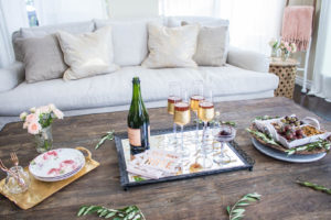 How to host a French inspired dinner party