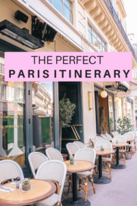 The perfect Paris itinerary. Where to stay in Paris, eat, drink, and things to do in the City of Lights. This is the only Paris, France travel guide you'll need
