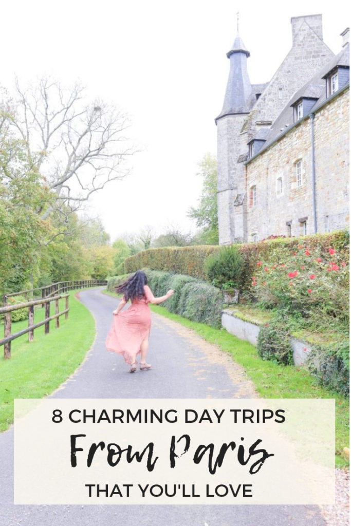 8 charming day trips from Paris, France
