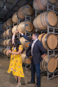 Brick barn, things to do in Buellton, California. The best place for wine tasting on the California coastline