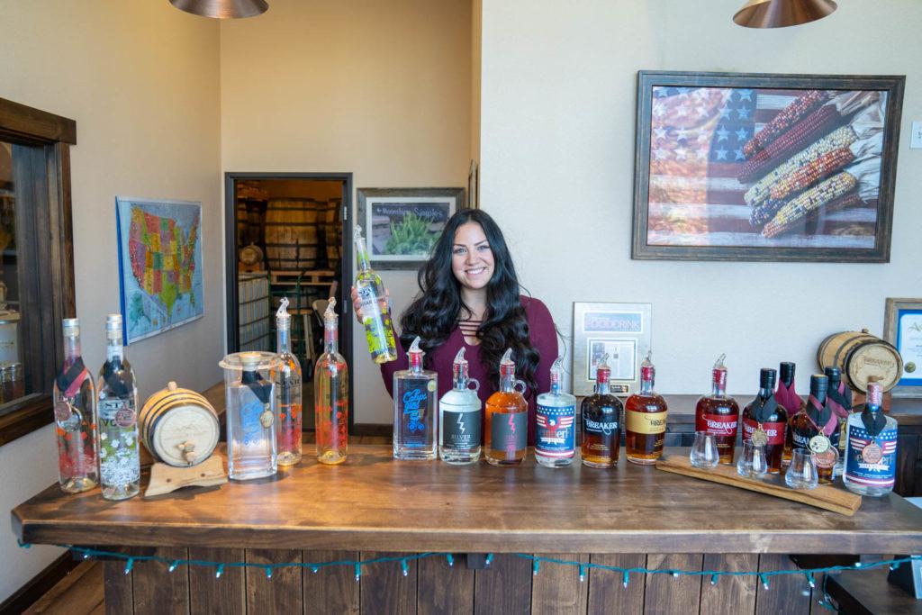 Spirit tasting, things to do in Buellton, California