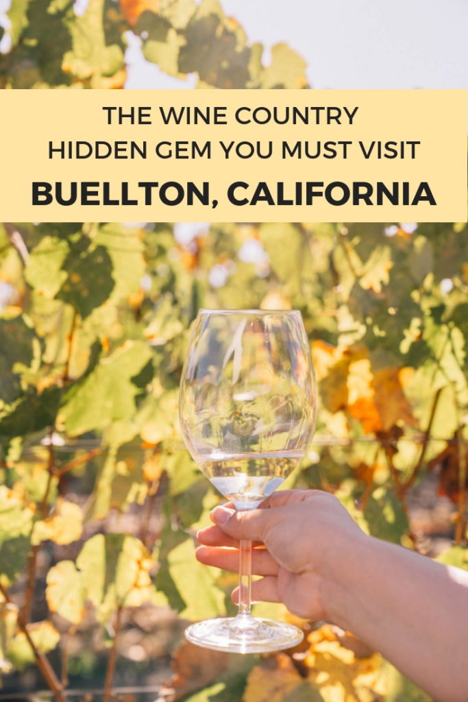The California wine country hidden gem you must visit: Buellton, California #california #winecountry
