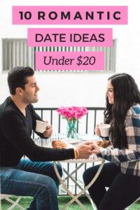 10 Romantic Budget Friendly Date Ideas Under $20