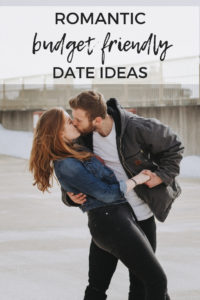 Romantic budget friendly date ideas, perfect for any budget #dateideas #romance