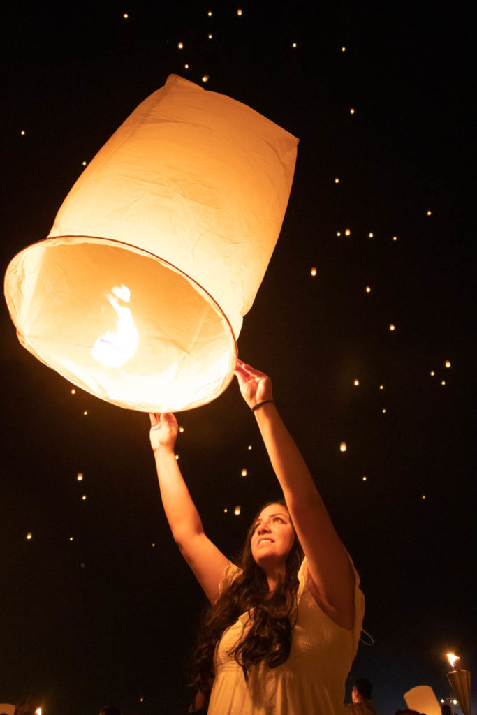 Everything you need to know about the Rise Lantern Festival Las Vegas, Nevada