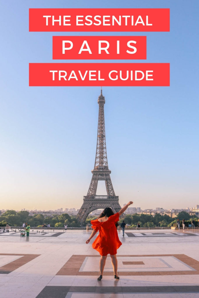 The essential Paris, France travel guide. Everything you need to know for the best Paris trip. #Paris #France
