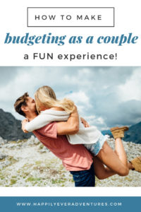 How to make budgeting as a couple as fun experience. All the finance tips you need to skip the stress in your relationship and strengthen your relationship and finances