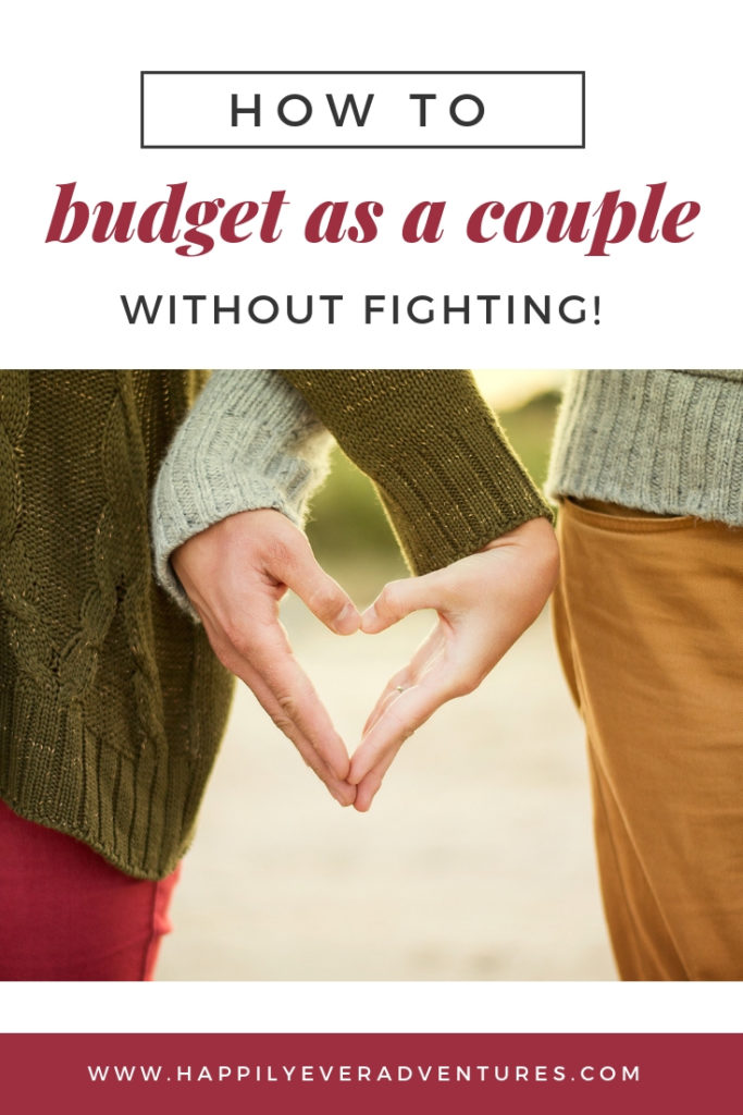 How to budget as a couple without fighting. All the money management tips you need for dealing with finances in your love life
