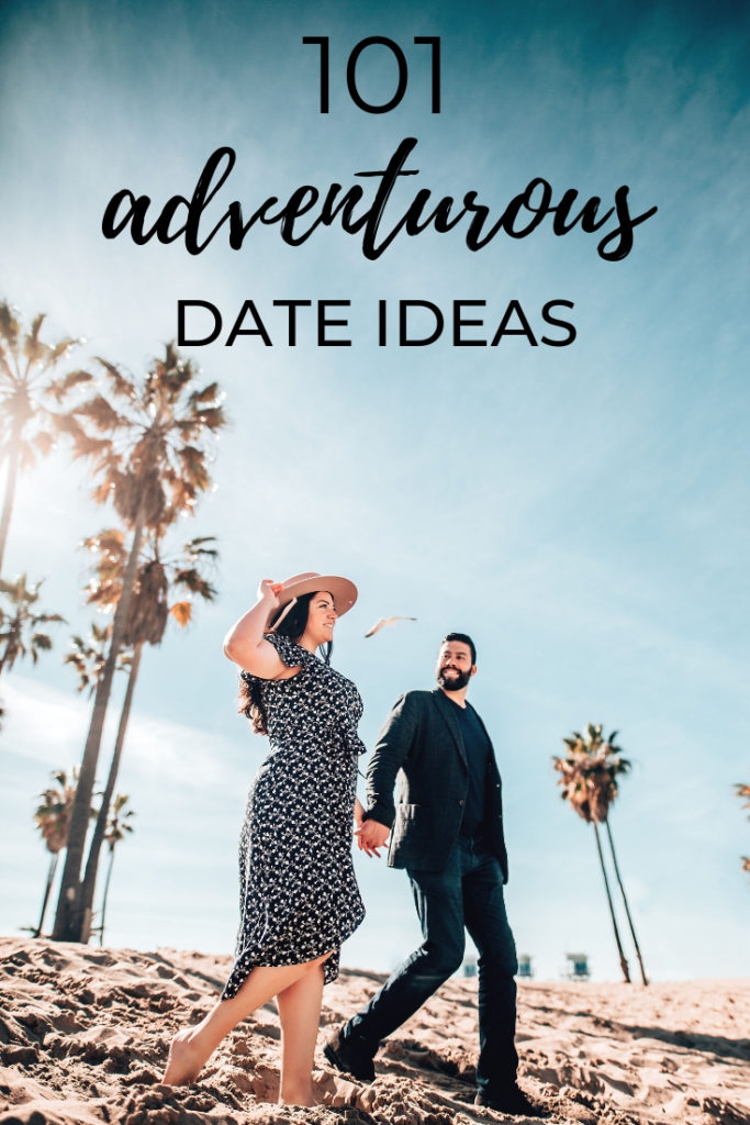 Fun and creative adventurous date ideas for couples. Add these to your date night bucket list! Also comes with a free date night jar printable