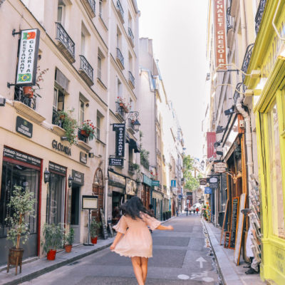 Learning to Overcome FOMO While Traveling