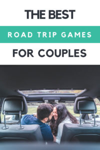 Best road trip games for couples