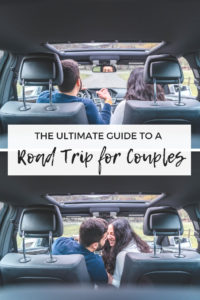 The Ultimate Guide to a Road Trip for Couples. Tips to prevent arguments and make your couples road trip improve your relationship. Plus, tons of fun things to do on your couples road trip like road trip games for couples and road trip questions for couples, plus a road trip packing checklist