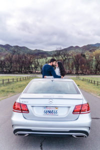 Road trip for couples
