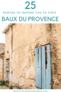 Baux du Provence