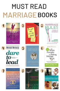 Best marriage books for couples to read together