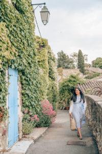Menerbes, France